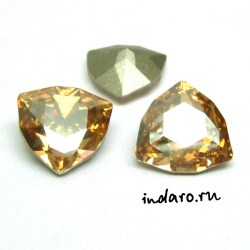 Swarovski Trilliant 4706 Golden Shadow 12mm