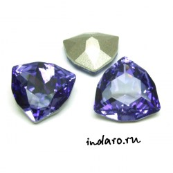 Swarovski Trilliant 4706 Tanzanite 12mm