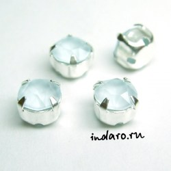 Swarovski Шатон 53203; Powder Blue